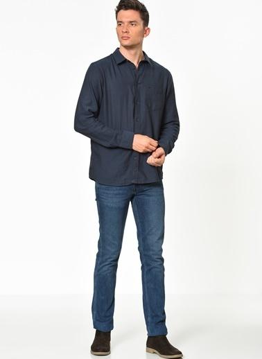 Wrangler Gömlek Lacivert